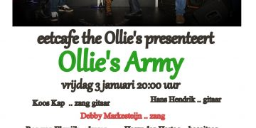 © PR Ollie's Army