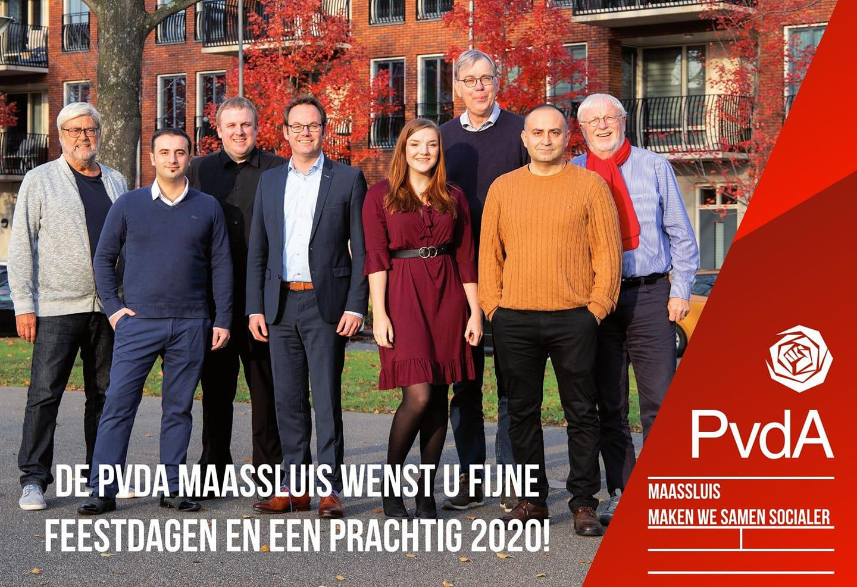© PR PvdA