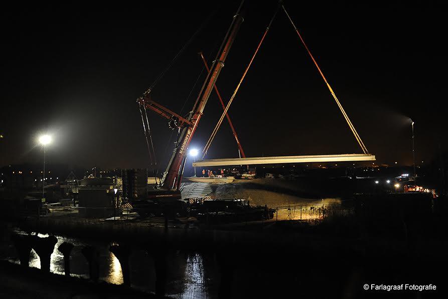 © Farlagraaf - Toegangsbrug tot Wilgenrijk