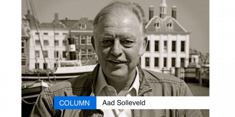Aad Sollveld breed