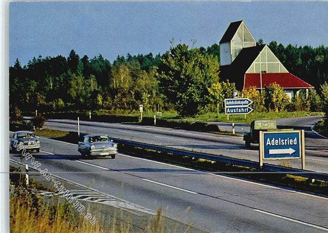 Autobahnkirche Adelsried