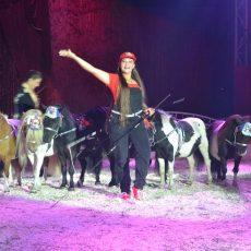© Circus Freiwald > Sharon