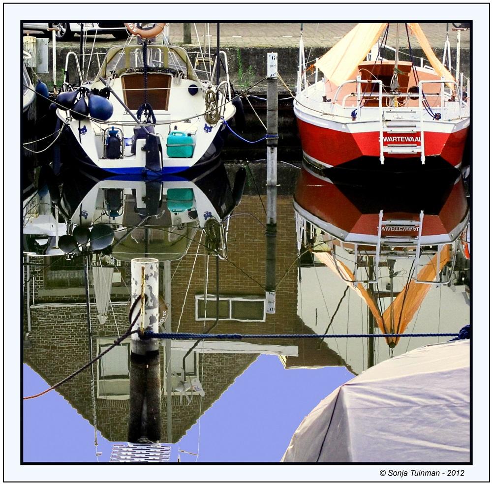 © CRM - S.Tuinman Haven Zwartewaal