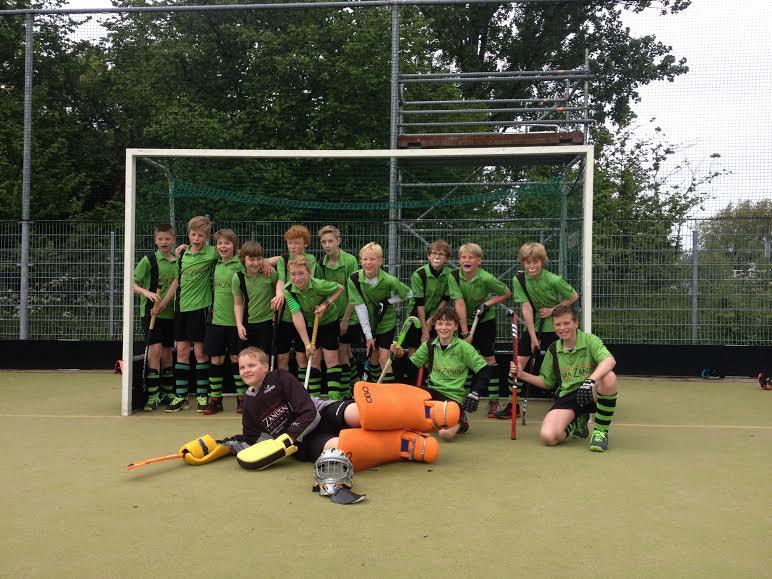Evergreen jongens2