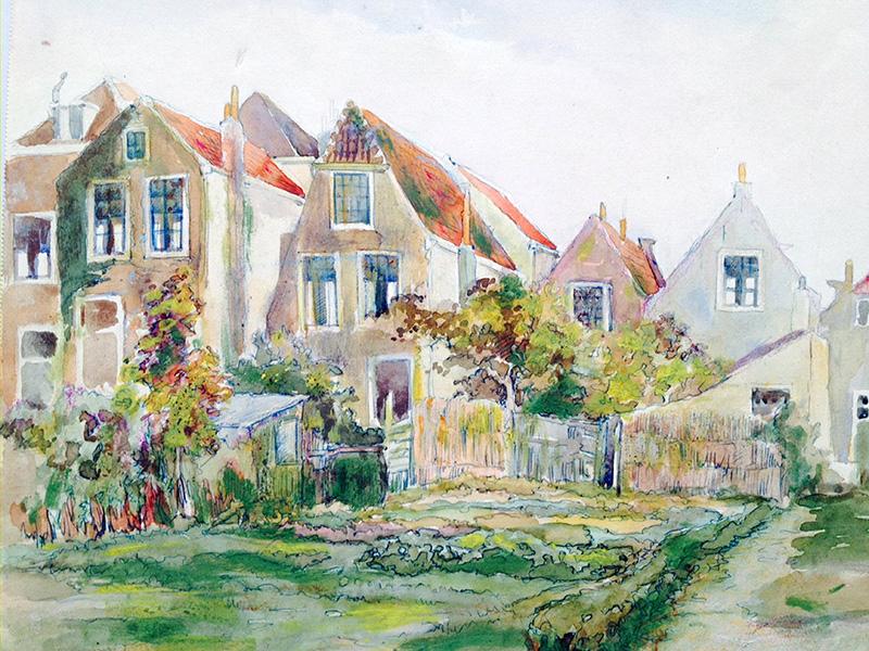 Fortuin - achterzijde Noordvliet_sm