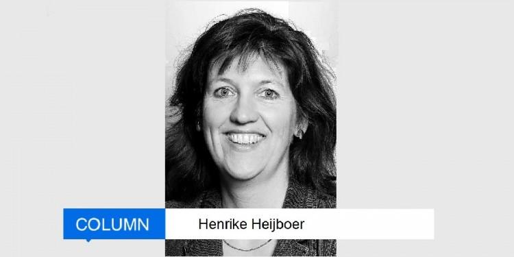 Henrike Heijboer Column breed