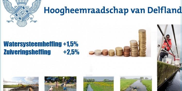 Hoogheemraad Delfland 2015