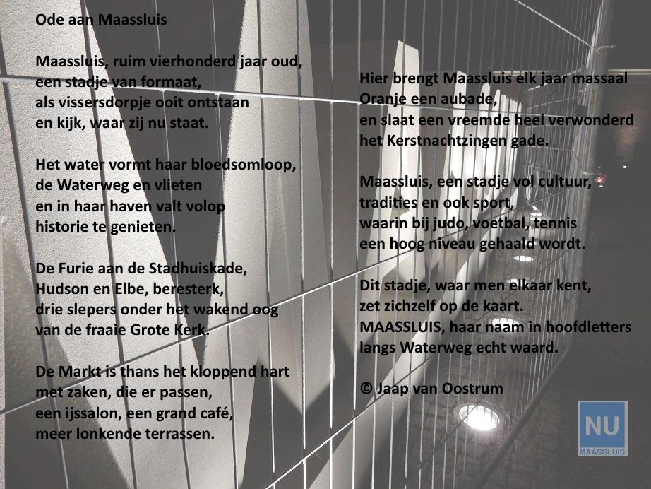 © Maassluis.Nu - Klik voor vergrote weergave