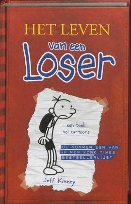 """De boeken zijn allemaal dagboeken van de hoofdpersoon, die Bram Botermans heet. Omdat het een dagboek van een kind is, staat het vol met """"handgeschreven"""" teksten en simpele tekeningen van wat hij elke dag meemaakt. [ Jeff Kinney]"""