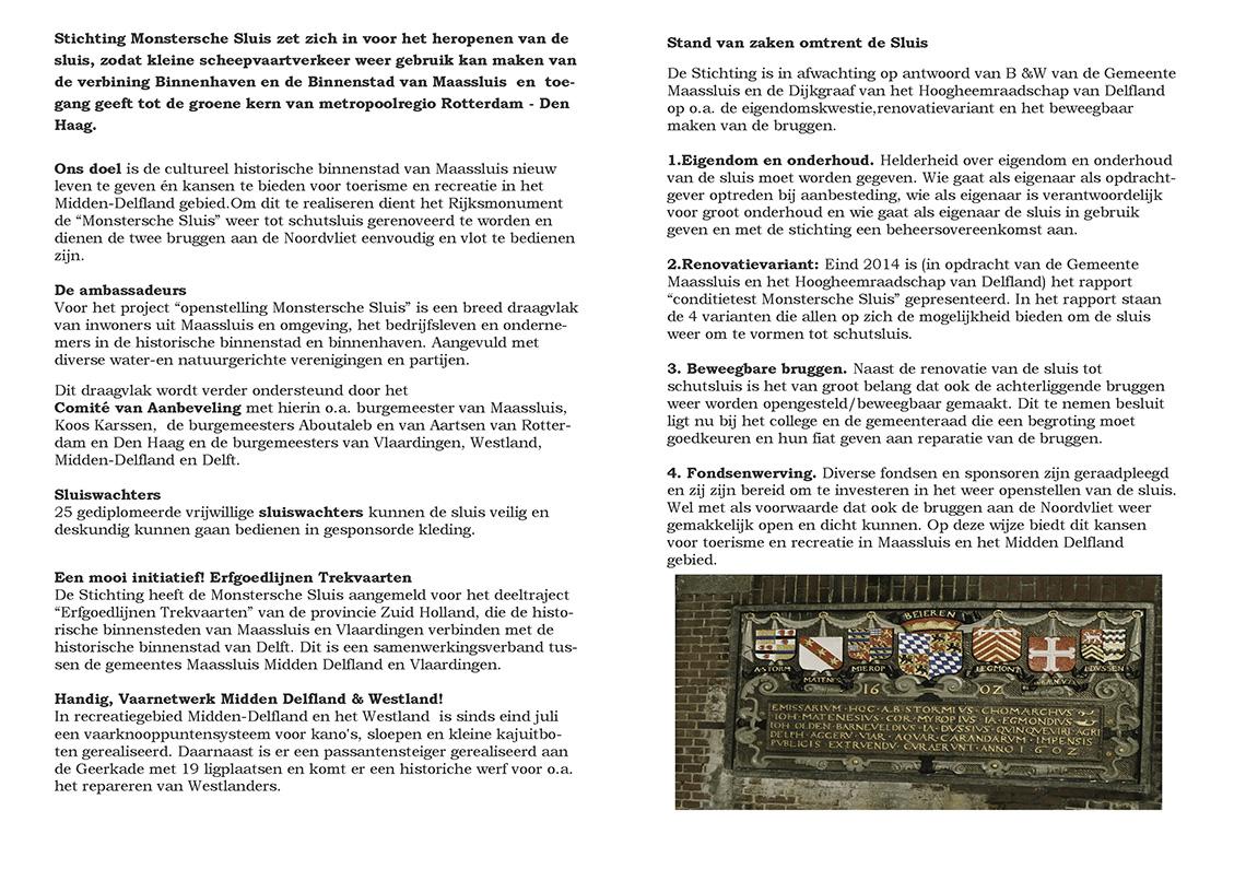 Monstersche Sluis Nieuwsbrief 07-2015 p2