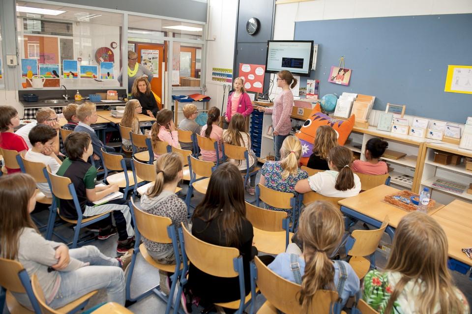 Montessorischool 19-05-2015