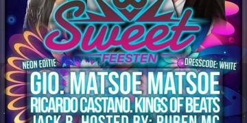 Sweet feesten