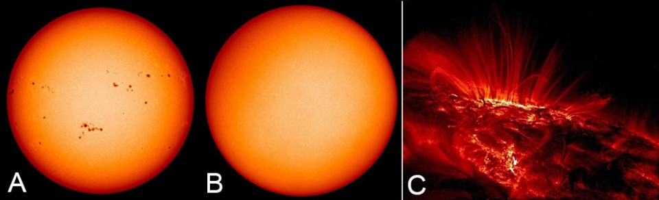zonnevlekken